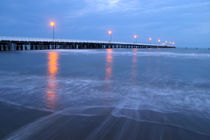 Scarborough Jetty 2 by Kelly Pack
