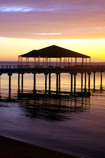 Redcliffe Jetty by Kelly Pack