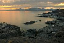 Sunset on the Black Sea by Alex Gvozditskiy