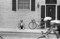 Bicycle-racer