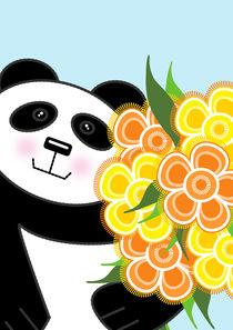 Panda von Louise Parton