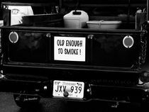 Old enought to smoke von © Joe  Beasley