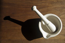 Mortar and pestle 169 by Thom Gourley