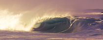 Big Surf in Hawaii von Peter  Crumpton
