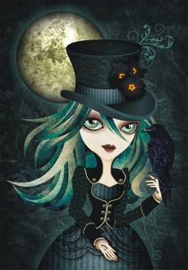 Raven's Moon by Sandra Vargas