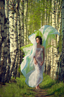Spring by Vladimir Zotov