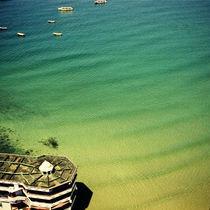 Squared seascape. von Anna Vesna