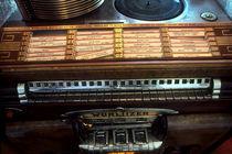 Wurlitzer Jukebox by Peter Calvin