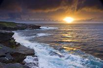 Valentia Sunset by Maciej Markiewicz