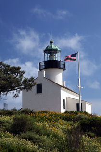 USA California Old Point Loma Lighthouse von Lennox Foster