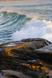 Surf, Manly Beach von Cameron Booth