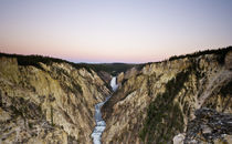 Dawn, Grand Canyon of the Yellowstone by Cameron Booth