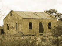 namibian old house von james smit