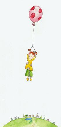 Hoch in der Luft by Susanne Müller