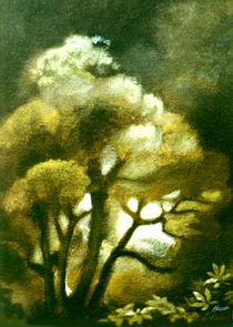 Spirit of the Forest Tree by Patricia Howitt