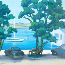 Boating Haven by Patricia Howitt