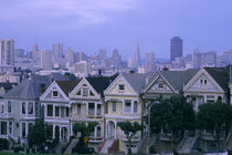 "San Francisco ""Painted Ladies"" by Wolfgang Kaehler"