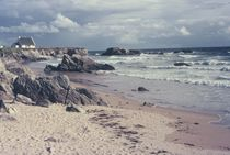 Bretagne/ Britanny- Strand bei La Baule by minnewater