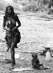 himba women by james smit