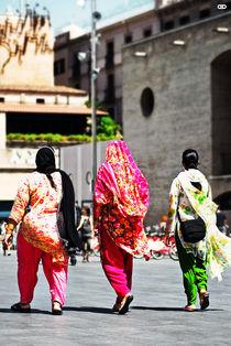 India in Europe by Anne Bollwahn