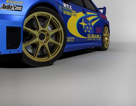 Subaru-detail