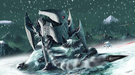 Robot-druck