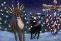 Reindeer Games von Ash Evans