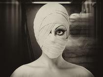 Miss Mutation B/W by Yasin Hasanian