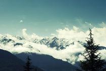 Himalayan sky. by Anna Vesna
