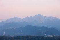 Panorama-of-alp-mountains-at-sunset