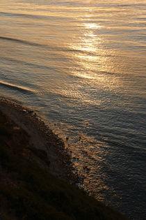 Pacific Sunset by Viktor Savchenko