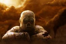 Sad Robot von Boris Vigec