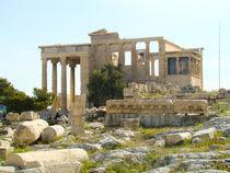 Athens - Acropolis von Luiz Felipe Matta