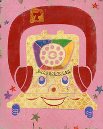 T is for Telephone by Roben Nieuwland