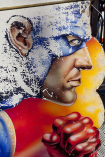 Superhero by Mike Greenslade