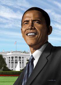 Obama von Fernando Ferreiro
