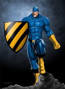 Hero by Fernando Ferreiro