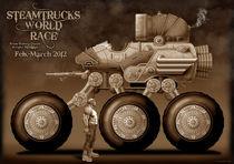 Steamtruck by Fernando Ferreiro