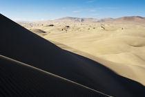 Sand plateau by Ricardo Ribas