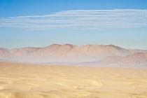 Sand plateau over Cerro Toro Mata by Ricardo Ribas