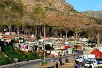 Cape Slum by Stephen Rupia