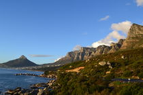 Table mountain by Stephen Rupia