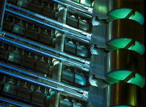 London, Lloyd's Building von Alan Copson