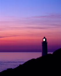 Trevose Head Lighthouse, Cornwall, England. by Craig Joiner