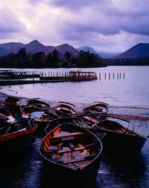 Derwent Water, Lake District, England. von Craig Joiner