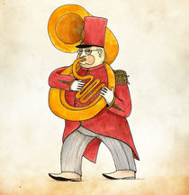 Tuba by Juan Weiss