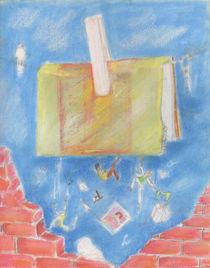 livre suspendu by NourYas Arts
