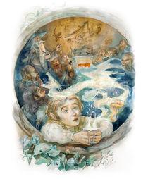 Hobbit part I. dwarfs song by Igor Burlakov (DartGarry)