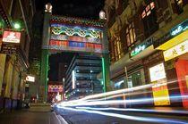 Chinatown, Melbourne by Mike Rudzinski