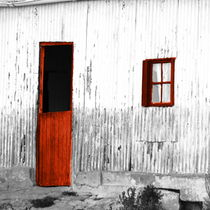 i see a red door... von james smit